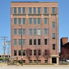 GBX Group Headquarters with new windows by Jamieson Ricca